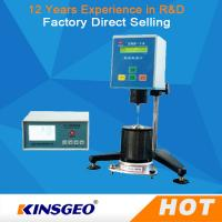 Wholesale Small screen LCD, English display High Temperature Automatic Viscosity Testing Equipment from china suppliers