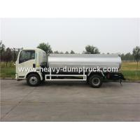 Wholesale Aluminum Alloy Tanker Truck Water Delivery , Water Tank Trailer Water Transportation from china suppliers