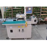Wholesale High Speed Rotary Flatbed Die Cutting Machine For Adhesive Tape , Sticker from china suppliers