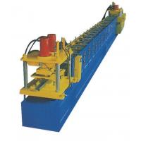 Wholesale Steel CZ Shaped Purlin Roll Forming Machine with 16 Main Rollers Forming Stations from china suppliers