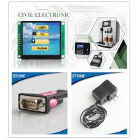 Wholesale 3.5 Inch LCD Display LED Backlight RS232 Port For Operation Interface from china suppliers