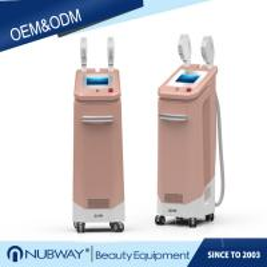 Wholesale FDA CE aprobó Nubway SHR IPL E-luz pelo depilación rejuvenecimiento de la piel de la máquina from china suppliers
