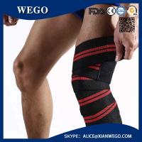 Wholesale Knee Wraps (Pair) for Cross Training Wods, Gym Workout, Weightlifting, Fitness & Powerlifting - Knee Straps for Squats from china suppliers