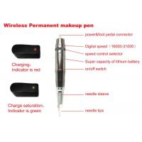 Wholesale Wireless Eyebrow ang Eyelids Chargeable Permanent Makeup Pen from china suppliers