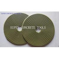 Wholesale 7 Inch Dry Concrete Floor Polishing Pad from china suppliers