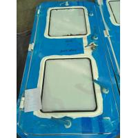 Quality Tugboat Single Leaf Aluminum Marine Weathertight Door With LR Approval for sale