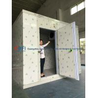 Wholesale CE 2 Ton 4 Hrs Commercial Blast Freezer Unit For Chicken Processing Room from china suppliers