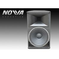 Wholesale 2 Way 8 Ohm Wireless Outdoor Pa System Powerful With Textured Black Paint from china suppliers