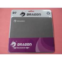 Buy cheap 235*197mm Rubber Gaming Mouse Pads, Made of Rubber and 100% Polyester from wholesalers