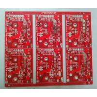 Wholesale 1.6mm FR4 RED Double Sided PCB Customed PCB Manufacturing 2.0oz White Silkscreen OEM from china suppliers