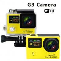 Waterproof Camera G3 Wifi Action Cam1080P HD Portable digital video camera