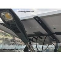 Wholesale 10 Watt - 60 Watt Solar Road Lighting , Solar Powered Street Lamp Ultra Bright from china suppliers