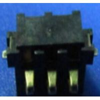 Wholesale 4.8MM Height Vertical PCB Scanner Battery Connectors With Fitting Nail , 2.0MM Pitch from china suppliers