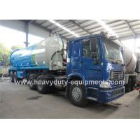 Wholesale SINOTRUK 6*4 water truck 290hp engine and sprayer with 10 m3 Tank Volume from china suppliers