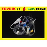 Wholesale Edward Connector Disposable IBP Transducer Need Extension Cable Patient Monitors Usage from china suppliers