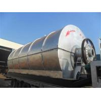 Wholesale 2600mm*6600mm:10T Scrap Plastic Recycling Machine from china suppliers