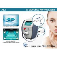 Wholesale Portable Q Switched Nd Yag Laser Tattoo Removal Machine 1064nm 532nm 1320nm from china suppliers