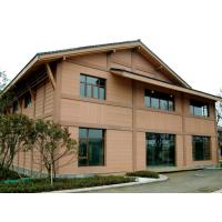 Wholesale Popular hot style eco-wood WPC wall/siding facade from china suppliers