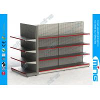 Buy cheap American Style Shopping Mall Supermarket Shelves Heavy Duty Gondola from wholesalers