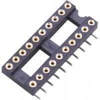 Wholesale IC Socket SMT Round Pin Header H=3.0 L=7.43 Row of Pitch 15.24 Product spacing from china suppliers