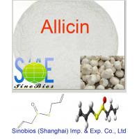 Wholesale CAS 539-86-6 Animal Feedstock Biochemical Supplements Allicin / Garlicin 35% SBC-ALL35 from china suppliers