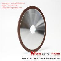 Wholesale Resin CBN grinding wheel processing high - speed steel tools Alisa@moresuperhard.com from china suppliers