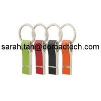 Wholesale Colorful Cheap Colorful Leather USB Flash Drive, Promotional USB, Customized Leather USB from china suppliers
