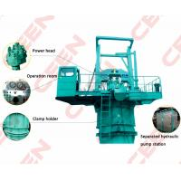 Quality ZJD2300 / 120 Hydraulic Drill Rig  2.3M Drilling Diameter and 90M / 100M / 120M / 140M depth for sale