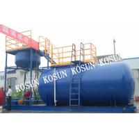 Wholesale Steel tank construction, Concrete Vault, Coating and Finishing for Diesel Fuel Tank from china suppliers