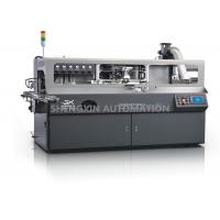 Wholesale Automatic Round Oval Flat bed Screen Printing MachinePLC Controlled 4000pieces / hr from china suppliers