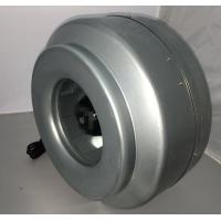 Quality galvanised Sheet Steel Inline Circular Duct Fan For Lab Instrument Room for sale
