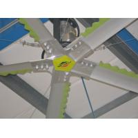 Quality New desigh WhalePower energy saving 25% lower power consumption HVLS fans for sale