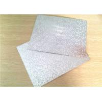 Wholesale Printed Clean Aluminum Diamond Plate , Aluminum Checkered Sheet from china suppliers