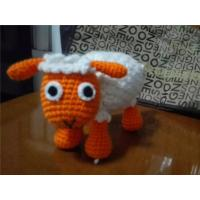 Wholesale Crochet Sheep Crochet Amigurumi Crochet Lamb Toy Stuffed Toy Crochet Animals Pillow Animal from china suppliers
