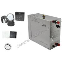Wholesale Heavy Duty 380v 18.0kw Wet Steam Generator Stainless Steel With Over Heat Protect from china suppliers