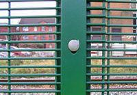 Buy cheap 358 High Security Mesh Fence 76.2mm x 12.7mm x 4mm from wholesalers