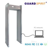 Wholesale LED Light Bars multi zone door frame metal detector Bank Access Control With Battery from china suppliers