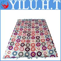 Wholesale needle punched yellow jakarta oriental polyester printed carpets & rugs from china suppliers