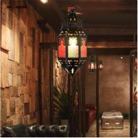 Wholesale New Arrival Vintage Mediterranean Pendant Lights Industrial Pendant Lamps Bar Restaurant Hanging Light Fixtures Lamps from china suppliers