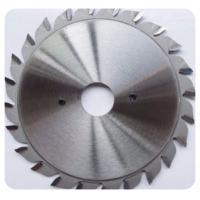 Wholesale carpentry machine tool accessory Adjustable Scoring TCT Circular Saw Blades 100mm x 3.6/2.8 T=12+12  in pairs from china suppliers