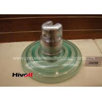 Wholesale Glass Suspension Insulators / Clear Glass Insulators With CS IEC Certificate from china suppliers