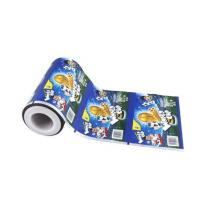Wholesale Custom Printing Food Grade OPP Coffee Aluminum Foil Laminated Packing Roll Film Stock from china suppliers