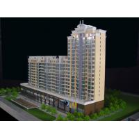 Quality Highly Massing Architectural Model Supplies For Commercial Building for sale