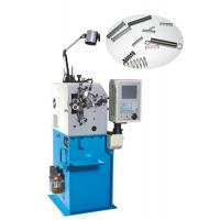 Wholesale High Accuracy Wire Spring Machine 500kg , Flat Spring Manufacturing Machine With 2 Axis from china suppliers