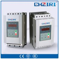 Buy cheap CHZIRI 37KW 55KW AC motor soft starter CE CCC ISO9001 approved soft start soft starters 320V-460V from wholesalers