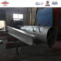 Wholesale GB ASTM Q345 Crane Undercarriage For Marine Machinery , High Precision Chasis from china suppliers