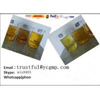 Wholesale Bodybulding Mixed Testosterone Liquid Test Blend 450mg /ml Semi Finished Oil from china suppliers