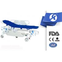 Wholesale Height Adjustment Patient Trolley Stretcher With Steel Frame from china suppliers
