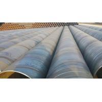 Quality Grade X65MB standard ISO 3183 OD  813,0mm wall thickness 11,0 mm spiral welded tubes for sale