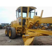 Wholesale China Lowest price Good  quality construction Machinery used CAT motor grader 140H for sale from china suppliers